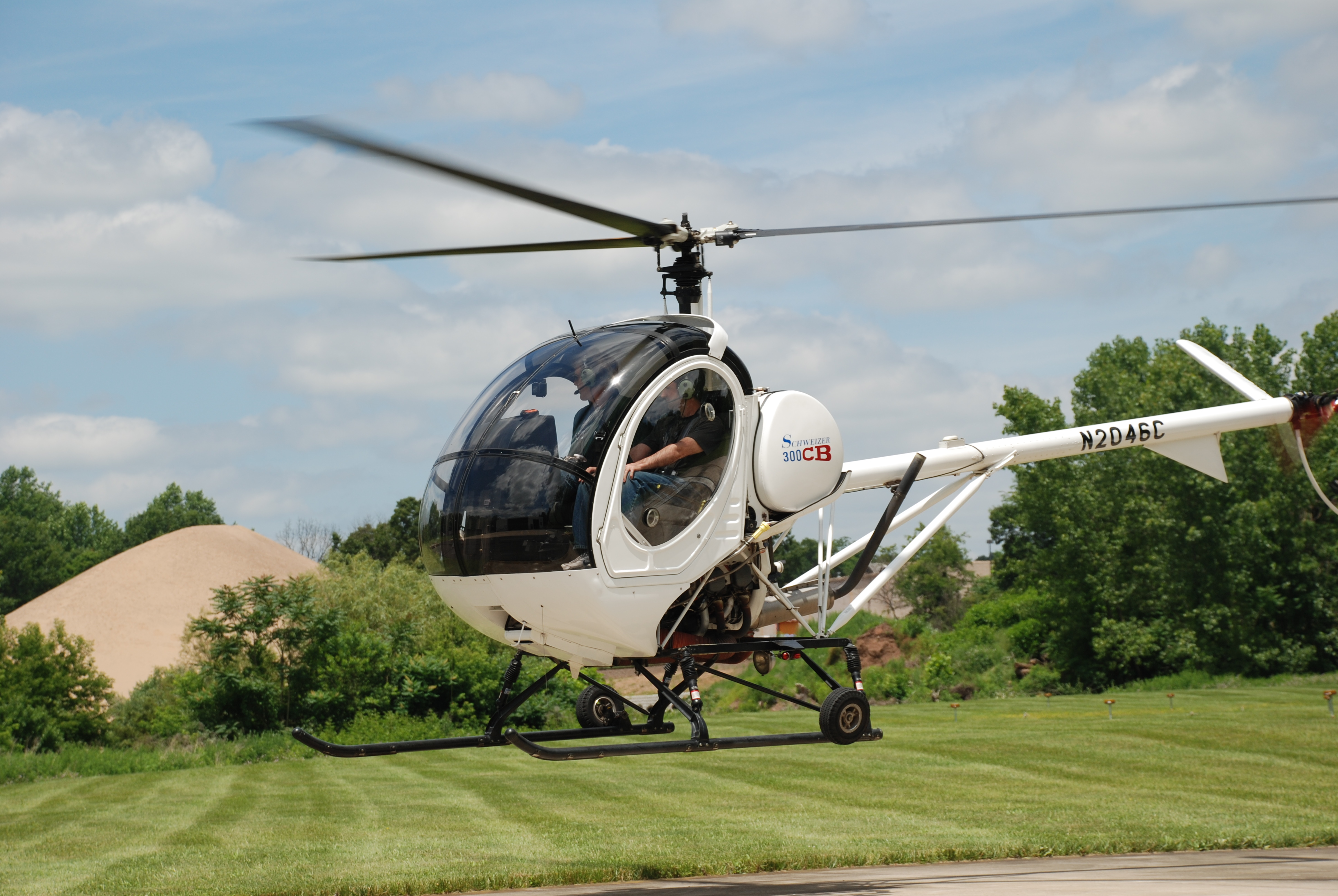 2013 Helicopter/UAV Workshop Applications and Forms