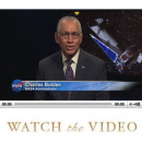 Message from NASA Administrator Charles Bolden!