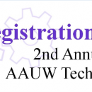 Tech Savvy: Registration Open!
