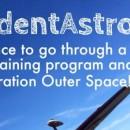 Xploration Outer Space: #StudentAstronaut Contest Open!