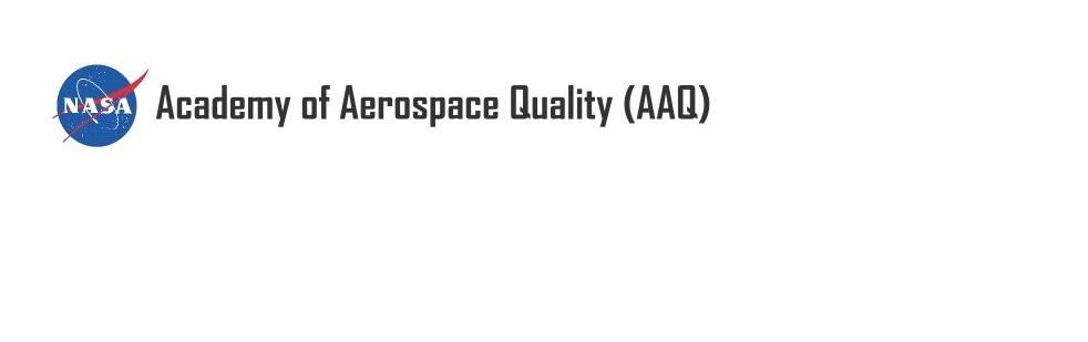 NASA AAQ Quality Assurance Workshop Invitation