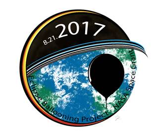 Eclipse Ballooning Project Logo