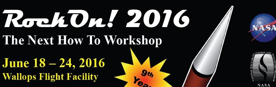 RockOn Workshop!