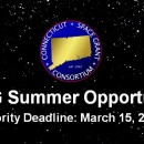 CTSGC Summer Opportunities – Apply Now!