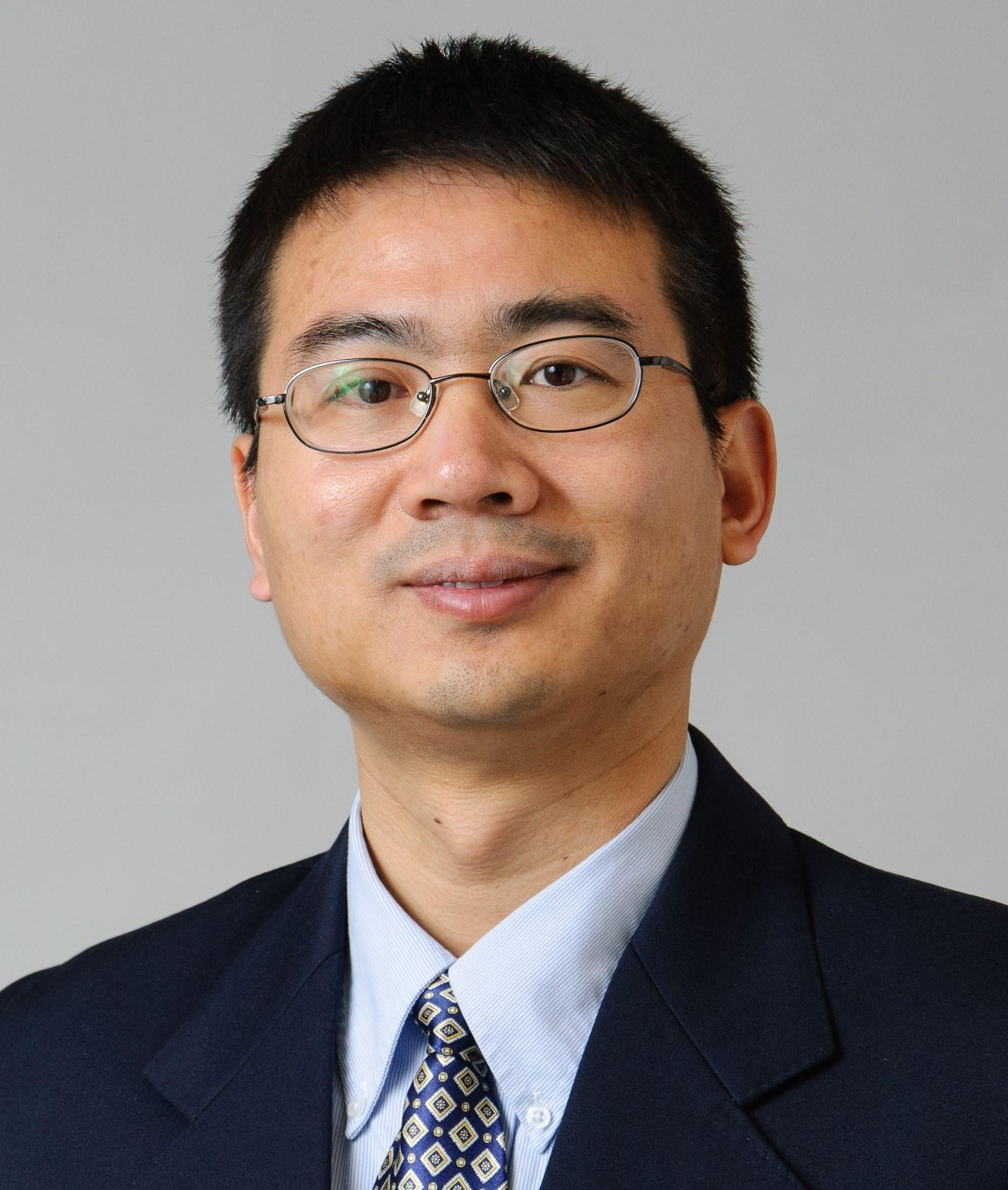 Luyi Sun, Associate Professor Morenus, UConn